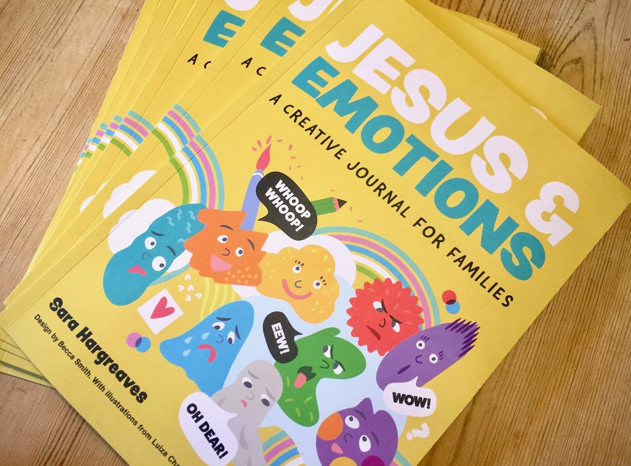 Jesus & Emotions Covers